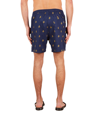 GONGSHOW GETTING NAUTICAL TRUNK MEN'S SHORTS