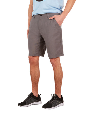 GONGSHOW BIG THIGHS GREY SKIES MEN'S SHORTS