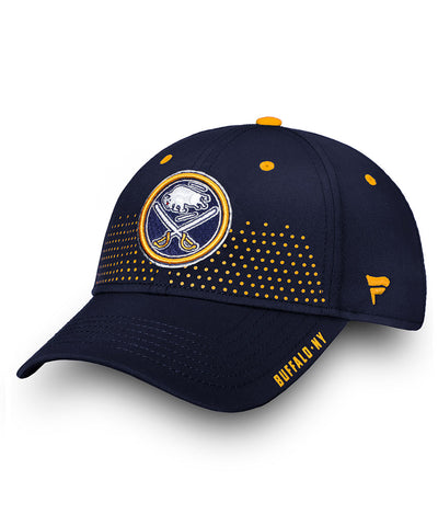 BUFFALO SABRES FANATICS SENIOR 2018 NHL DRAFT HAT