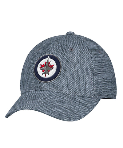 WINNIPEG JETS ADIDAS MEN'S STRUCTURED FLEX HAT