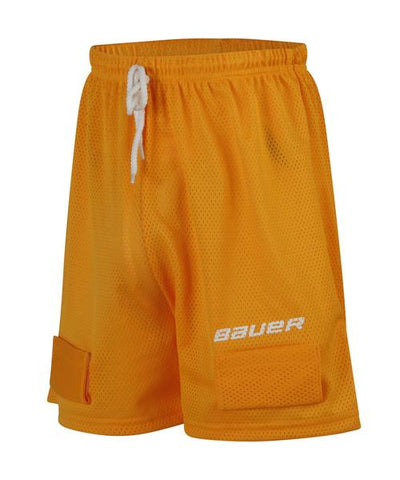BAUER CLASSIC MESH YOUTH HOCKEY JOCK SHORT