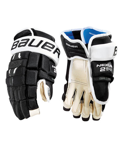 BAUER NEXUS 2N SR HOCKEY GLOVES