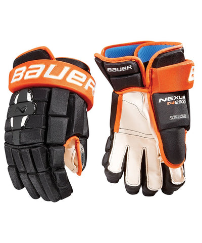 BAUER NEXUS N2900 JR HOCKEY GLOVES