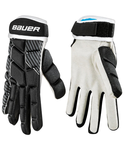 BAUER PERFORMANCE SR PLAYER GLOVES