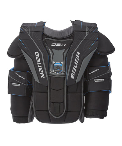 BAUER GSX PRODIGY YOUTH GOALIE CHEST PROTECTOR