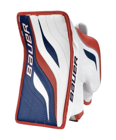 BAUER REACTOR 4000 SR GOALIE BLOCKER