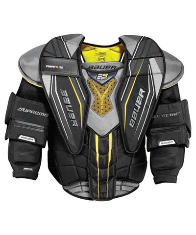 BAUER SUPREME 2S PRO SR GOALIE CHEST PROTECTOR
