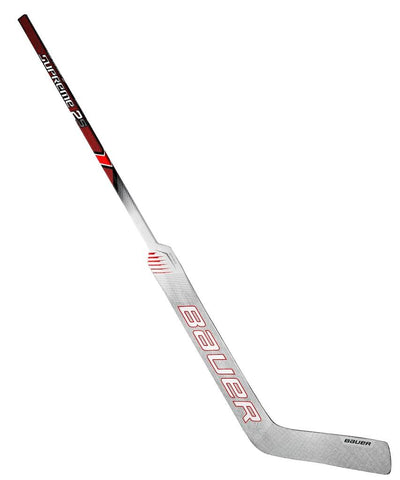 BAUER SUPREME 2S INTERMEDIATE GOALIE STICK - RED