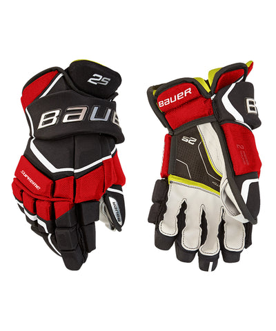 BAUER SUPREME 2S SR HOCKEY GLOVES