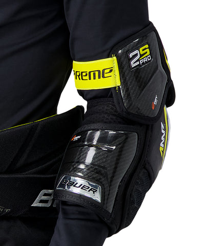 BAUER SUPREME 2S PRO JUNIOR ELBOW PADS