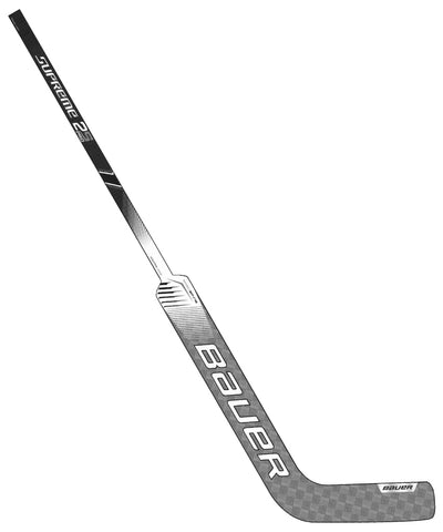 BAUER SUPREME 2S PRO SR GOALIE STICK - BLACK