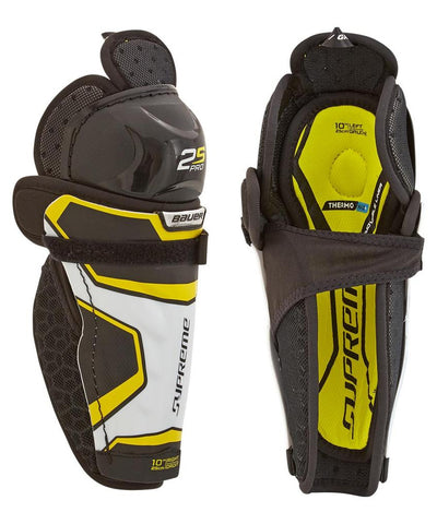 BAUER SUPREME 2S PRO YTH SHIN GUARDS