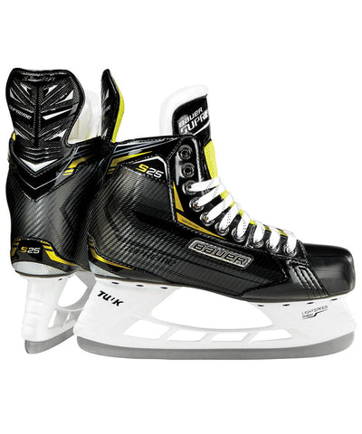 BAUER SUPREME S25 JR HOCKEY SKATES