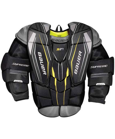 BAUER SUPREME S27 JR GOALIE CHEST PROTECTOR