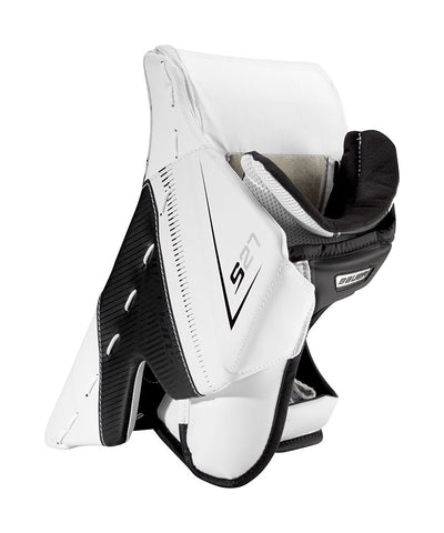 BAUER SUPREME S27 JR GOALIE BLOCKER