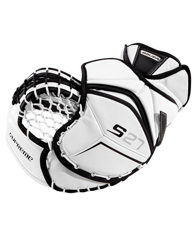 BAUER SUPREME S27 SR GOALIE CATCHER