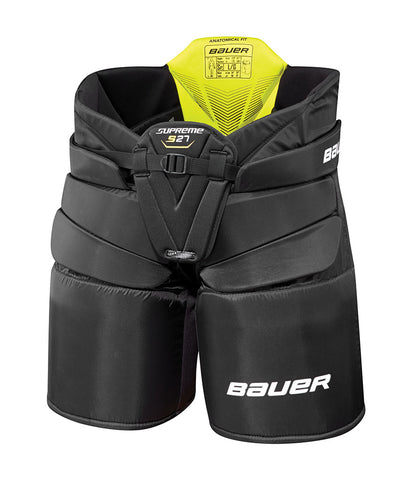 BAUER SUPREME S27 JR GOALIE PANTS