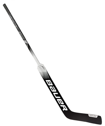 BAUER SUPREME S27 SR GOALIE STICK - BLACK