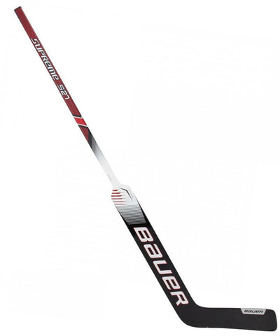 BAUER SUPREME S27 SR GOALIE STICK - RED