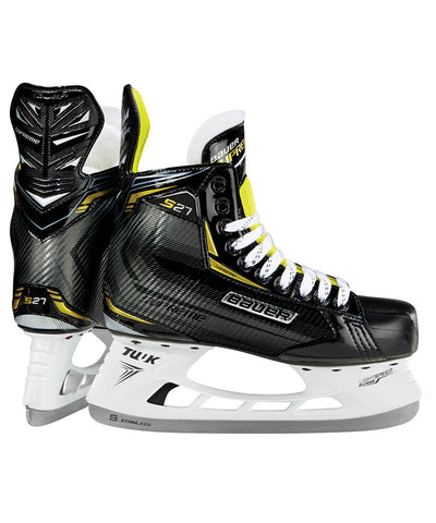 BAUER SUPREME S27 JR HOCKEY SKATES