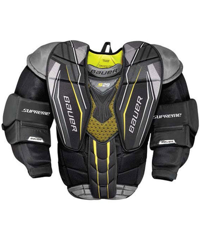BAUER SUPREME S29 INT GOALIE CHEST PROTECTOR