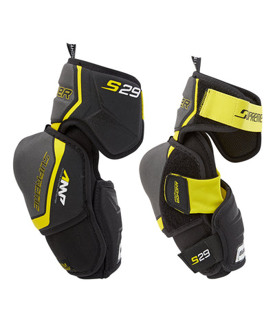 BAUER SUPREME S29 JR ELBOW PADS