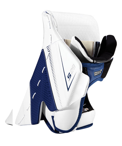 BAUER SUPREME S29 INT GOALIE BLOCKER