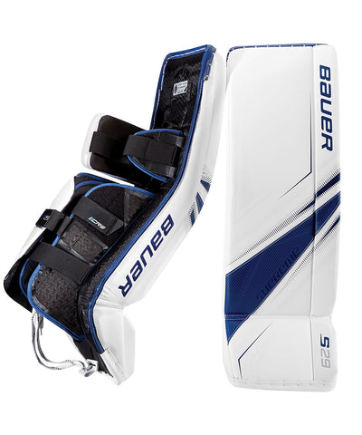 BAUER SUPREME S29 INT GOALIE PADS