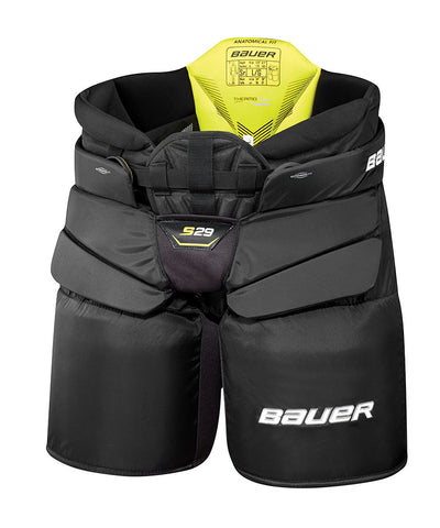 BAUER SUPREME S29 SR GOALIE PANTS