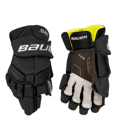 BAUER SUPREME S29 SR HOCKEY GLOVES