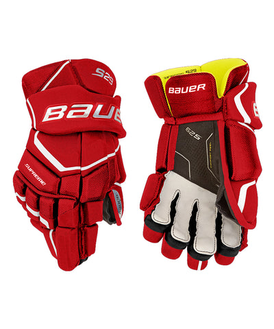 BAUER SUPREME S29 JR HOCKEY GLOVES