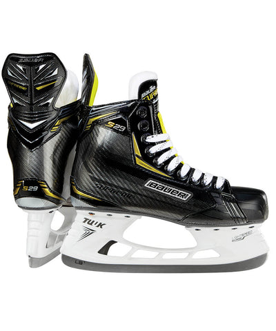 BAUER SUPREME S29 JR HOCKEY SKATES