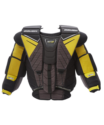 BAUER SUPREME ULTRA SONIC SENIOR GOALIE CHEST PROTECTOR