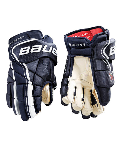 BAUER VAPOR 1X LITE PRO SR HOCKEY GLOVES