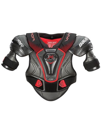 BAUER VAPOR 1X LITE JR SHOULDER PADS
