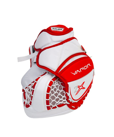 BAUER VAPOR 2X SR GOALIE CATCHER