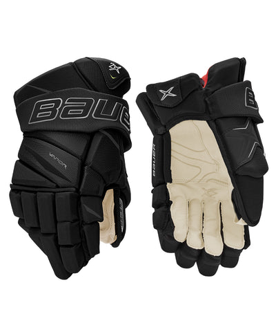BAUER VAPOR 2X SR HOCKEY GLOVES