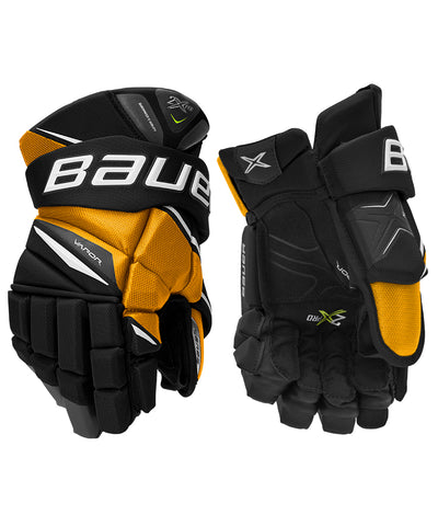 BAUER VAPOR 2X PRO SR HOCKEY GLOVES