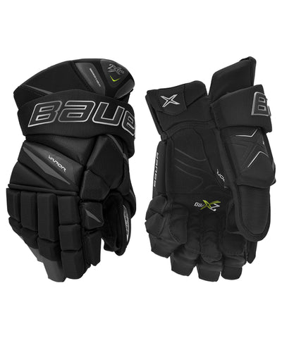 BAUER VAPOR 2X PRO JR HOCKEY GLOVES