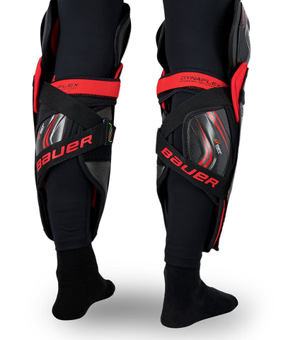 BAUER VAPOR 2X PRO SENIOR SHIN GUARDS
