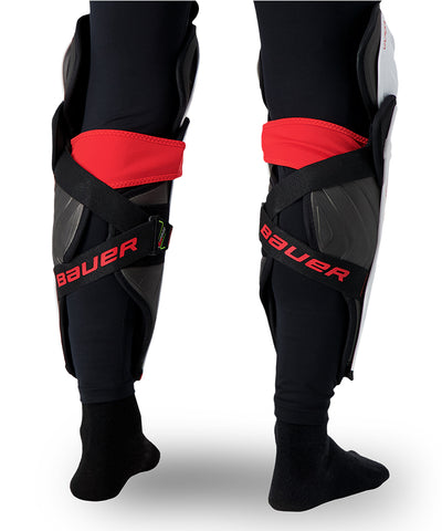 BAUER VAPOR 2X SENIOR SHIN GUARDS