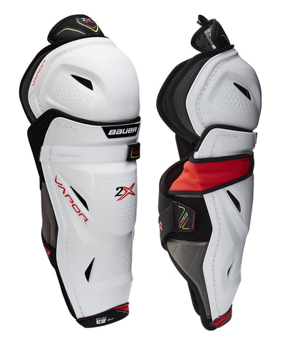 BAUER VAPOR 2X SR SHIN GUARDS