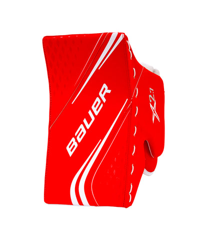 BAUER VAPOR X2.7 JR GOALIE BLOCKER