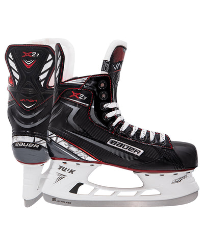 BAUER VAPOR X2.7 JR HOCKEY SKATES
