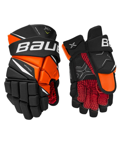 BAUER VAPOR X2.9 SR HOCKEY GLOVES