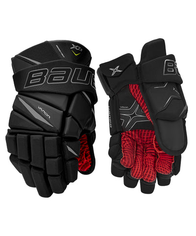 BAUER VAPOR X2.9 JR HOCKEY GLOVES