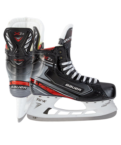 BAUER VAPOR X2.9 JR HOCKEY SKATES