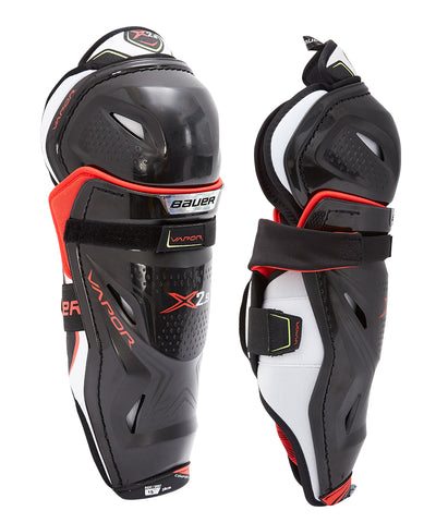 BAUER VAPOR X2.9 SR SHIN GUARDS