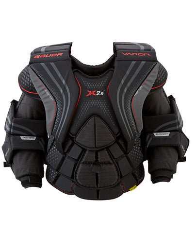 BAUER VAPOR X2.9 JR GOALIE CHEST PROTECTOR