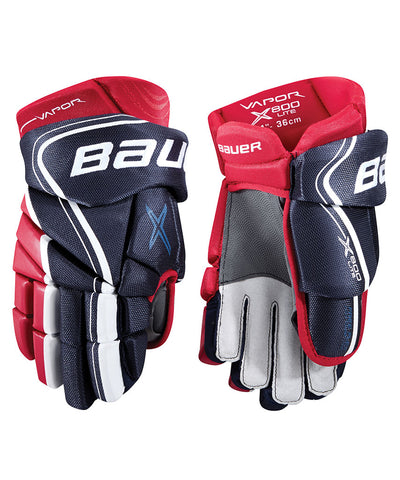 BAUER VAPOR X800 LITE SR HOCKEY GLOVES
